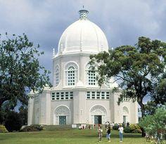 Bahá'i House of Worship, Sidney, Australia