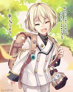 とうろぐ-刀剣乱舞漫画ログ - 本丸小学校の転校生