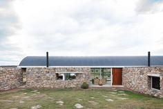 Gualano & Gualano Arquitectos - Calera del Rey house, Maldonado 2015. Via, photos © Federico Cairoli.