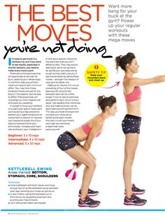 The Best Moves You're Not Doing: Page 1 of 4