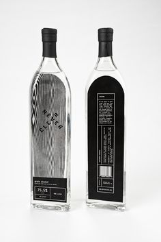 NEVERCLEAR | Packaging by Toni Hall, via Behance