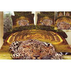 Posteľné obliečky Leopard