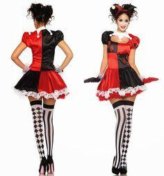 Femininas e ponto.: Top 10 fantasias de Halloween!