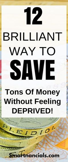These brilliant ways to save tons of money are seriously the BEST! Definitely pinning this!