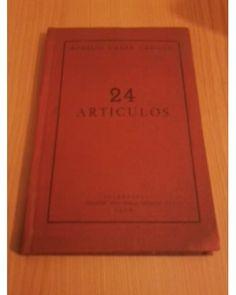 24 ARTICULOS