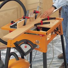 Over the past few months I have done quite a few projects using a router and wanted to take a closer look at the various routers available, and how you can get more out of your router by using a router table.