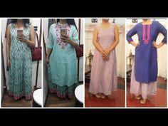 (36) How To Make Tunic Dress with Kallies - YouTube