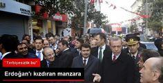 Devriye Haber : Erdoğan Kapalı Alanda Sigara İçenleri Görünce Tepk...