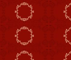 royal christmas fabric by heatherdesigns on Spoonflower - custom fabric Royal Christmas, Christmas Fabric, Arabesque, Custom Fabric, Spoonflower, Craft Projects, Quilts, Crafts, Accessories