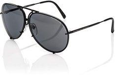 3cd17d404fe Porsche Design Sunglasses P8478 D 69mm Interchangeable Lenses - Matte Black   fashion  clothing