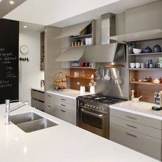 Kitchen Designs by Dean Welsh