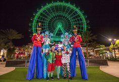 The Orlando Eye Frostival Entertainment