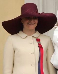 Crown Princess Mette-Marit, May 17, 2006 | Royal Hats