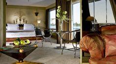Sonesta Sun Goddess Nile cruise is a luxurious 05 stars floating hotel. M/S Sonesta Sun Goddess Nile cruise features 58 Luxurious cabins and 02 Senator