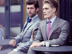 men's fashion & style - Thomas Pink SS 2016