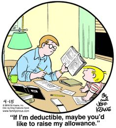Created by Bil Keane and based loosely on his life, Family Circus is about the challenges and adventures of a suburban family of six. Family Circle, Love My Family, Family Guy, Family Humor, Accounting Jokes, Taxes Humor, Family Circus Cartoon, Comics Kingdom, Old Comics