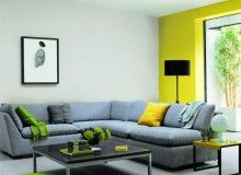 Using Yellow with Neutral