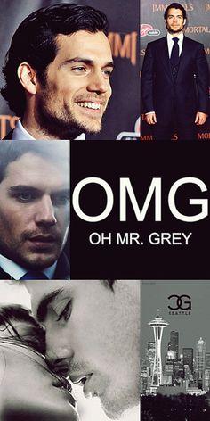 Mr. Grey <3 <3