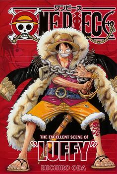 """THE EXCELLENT SCENE OF """"LUFFY"""" <3"""