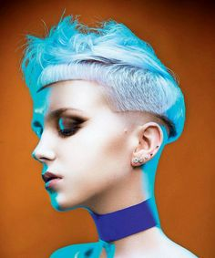 Short haircut Short Hair Cuts, Short Hair Styles, Female Character Inspiration, Hair Reference, Girl Haircuts, Short Hairstyles For Women, Hair Art, Female Characters, Hair Trends