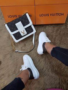 Source by giovannatavares vuitton shoes Louis Vuitton Sneakers, Louis Vuitton Heels, Sneakers Mode, Sneakers Fashion, Fashion Shoes, Trendy Shoes, Cute Shoes, Me Too Shoes, Vuitton Bag