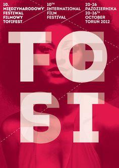 International Film Festival Tofifest: by Fabricstudio