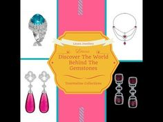 You imagine. We design. Check out Linara's Tourmaline Collections.