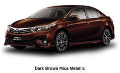 2018 Toyota Altis Dark Brown Mica Metallic Toyota Cars, Philippines, Dark Brown, Metallic, Vehicles, Car, Vehicle, Tools