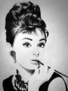 """Audrey."" -Ema Smith"