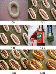 How To Nutella Donut Recipe Pictures – Diy and Craft Bakery Donuts Recipe, Bakery Recipes, Donut Recipes, Bread Recipes, Cooking Recipes, Bread Cones, Sausage Bread, Bread Shaping, Roti Recipe