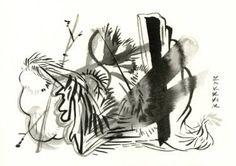 "Saatchi Art Artist Donald Lee; Drawing, ""Mind Forms Ink Art - 201708071738"" #art"