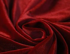 Plain Stretch Velvet Jersey Dress Fabric Material (Various Colours) in Crafts, Fabric | eBay