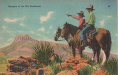Image result for western postcard