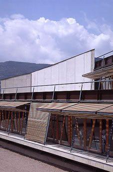 Duccio Malagamba Fotografia de Arquitectura. Ayuntamiento y Centro Cívico - Enric MIRALLES>