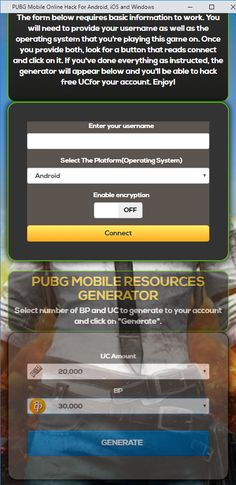 how to hack uc in pubg mobile without human verification how to cheat in pubg mobile mods for pubg mobile link hack pubg mobile hack pubg mobile emulator tencent pubg hack no ban pubg hack online pubg hile mobile games Mobiles, Mobile Generator, Ios, Point Hacks, Play Hacks, Gaming Tips, Android Hacks, Test Card, Hack Online