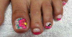 Pedicure Designs, Toe Nail Designs, Toe Nails, Veronica, Pattern, Nail Art Designs, Designed Nails, Pretty Nails, Pretty Toe Nails
