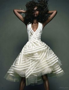 Nyasha Matohondze Vogue Japan November 2011 2