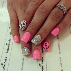 super cute nails