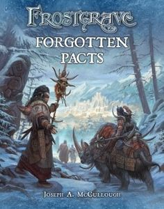 Must Contain Minis: Frostgrave: Forgotten Pacts - Review