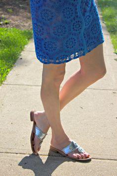 Silver Jack Rogers Navajo Sandals   Summer Sandals