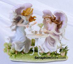 Best Friends Seraphim Angels