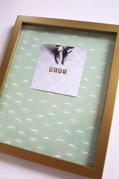 Add an overlay on top of colored cardstock and then add an artistic photo or…