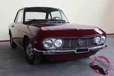 Lancia Fulvia Coupè 1.3 s II serie, guida sinistra, 1971, eccellenti condizioni di carrozzeria e meccanica, restaurata da specialisti in modo autentico come condizioni da nuova. Ulteriori foto sul sito