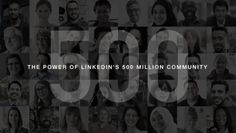 LinkedIn is now a 500 million member community; How does it help you? Microsoft's Professional networking site, LinkedIn has announced a new 500 million plus members achievement.  On the path of progress  This is a pretty impressive growth when you consider that it had 400 million members in October, 2015, and 450 million members in August, 2016 and proudly, the company describes the new statistics in terms of impact on the global workforce saying;  This community represents 10+ million…