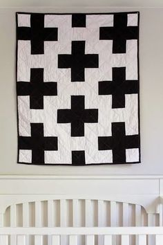 This is the easiest quilt in the world. No joke, anyone can do it, even if you have no clue …