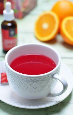 Narancsos gyümölcstea recept
