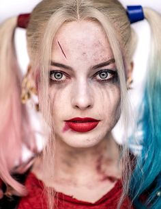 "dcfilms: "" New image of Margot Robbie as Harley Quinn """