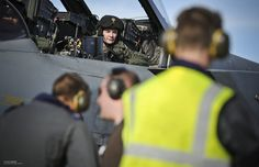 A Royal Air Force Tornado pilot with IX (Bomber) Squadron based at RAF Marham arriving at United States Air Force Base Nellis in Nevada. British Armed Forces, Air Force Bases, Royal Air Force, Nevada, Soldiers, Pilot, Arms, United States, Arm