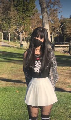 Swaggy Outfits, Cute Casual Outfits, Aesthetic Grunge Outfit, Aesthetic Clothes, Indie Outfits, Grunge Outfits, Alternative Outfits, Alternative Fashion, Egirl Fashion