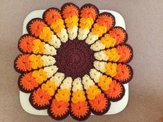花の円座 レトロ - Google 検索